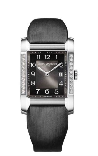 BAUME & MERCIER Hampton Diamond Ladies Watch 10022